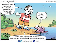 erdil yaşaroğlu karikatürleri
