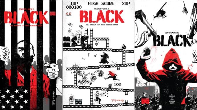 Warner Bros разрабатывает экранизацию комикса Black про чёрных супергероев