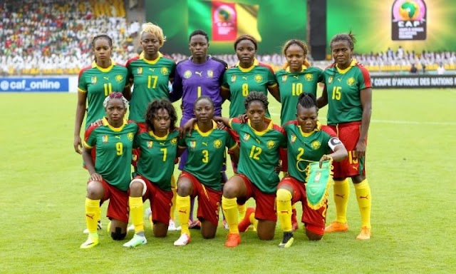 Dennerby Releases The Lioness Indopitables of Cameroon's 23 Woman List For Women's World Cup