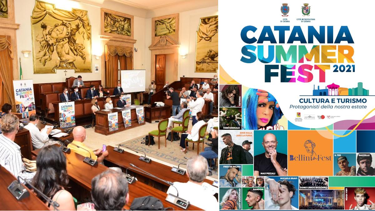 Summer Fest 2021 programma