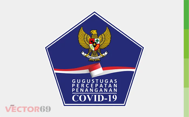 Logo Gugus Tugas COVID-19 - Download Free Vector in CDR (CorelDraw) Format