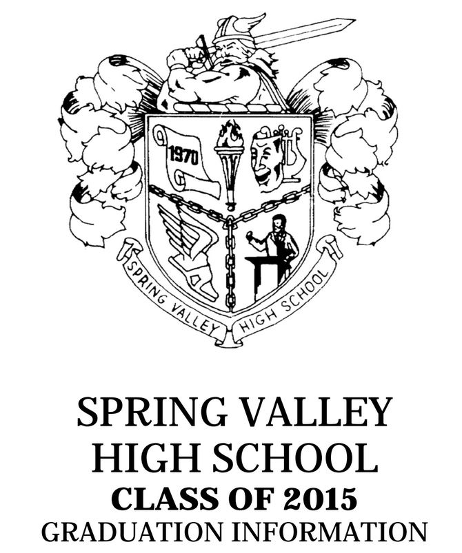 Viking Update: Graduation Information for Seniors and Parents