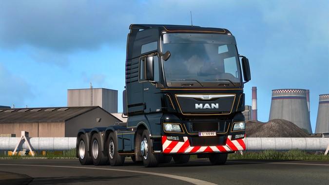 MAN TGX Euro 6 chega ao Euro Truck Simulator 2
