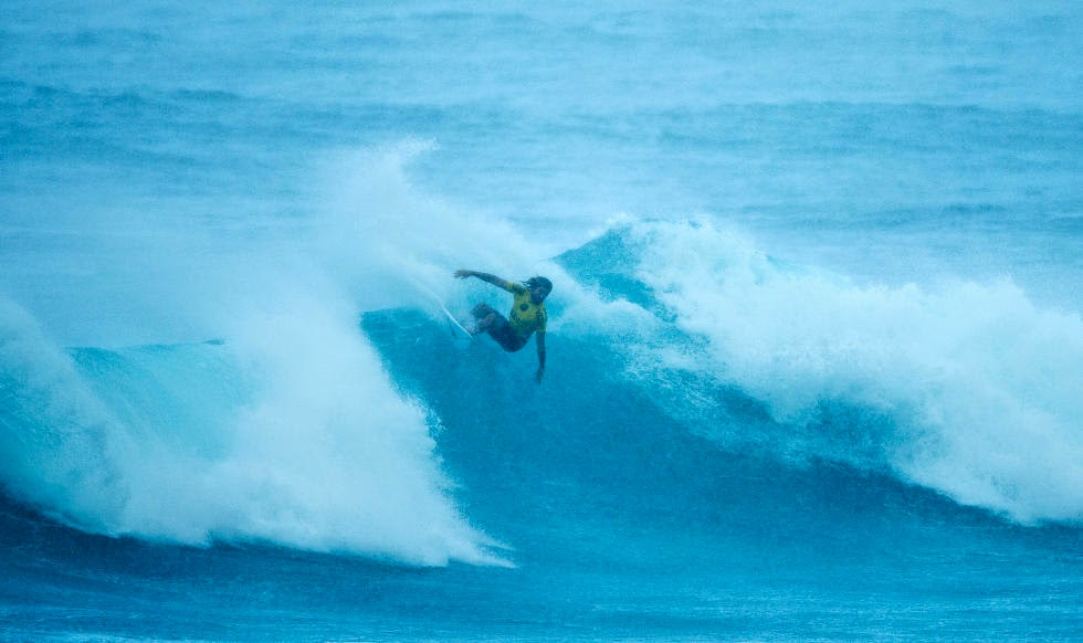 16 Vans World Cup of Sufing 2014 Wade Carmichael Foto ASP