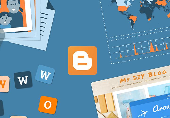 Perubahan baharu pada dashboard blogger