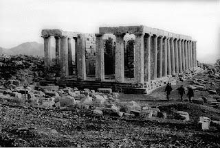 «Έκοψαν» δρόμο προς τον Επικούριο Απόλλωνα