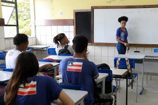 Bahia: Aprovado projeto de lei que institui o Mais Estudo na rede estadual