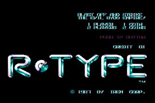 Jogue R-Type para Arcade rom grátis