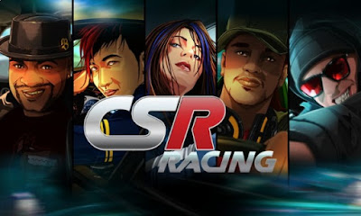 CSR Racing Apk v4.0.1 Mod (Unlimited Gold/Silver)