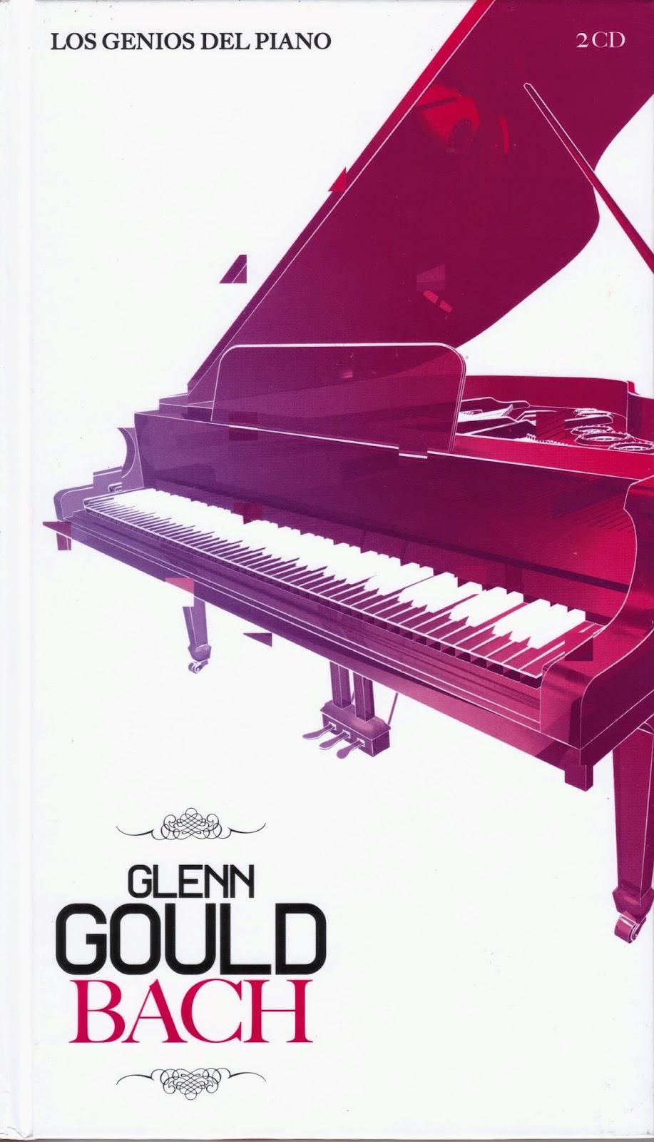 Imagen de Colección Los Genios del Piano-05-Glenn Gould & Bach