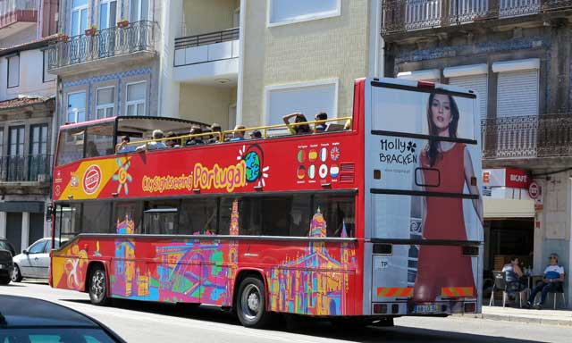 Porto Sightseeing Bus