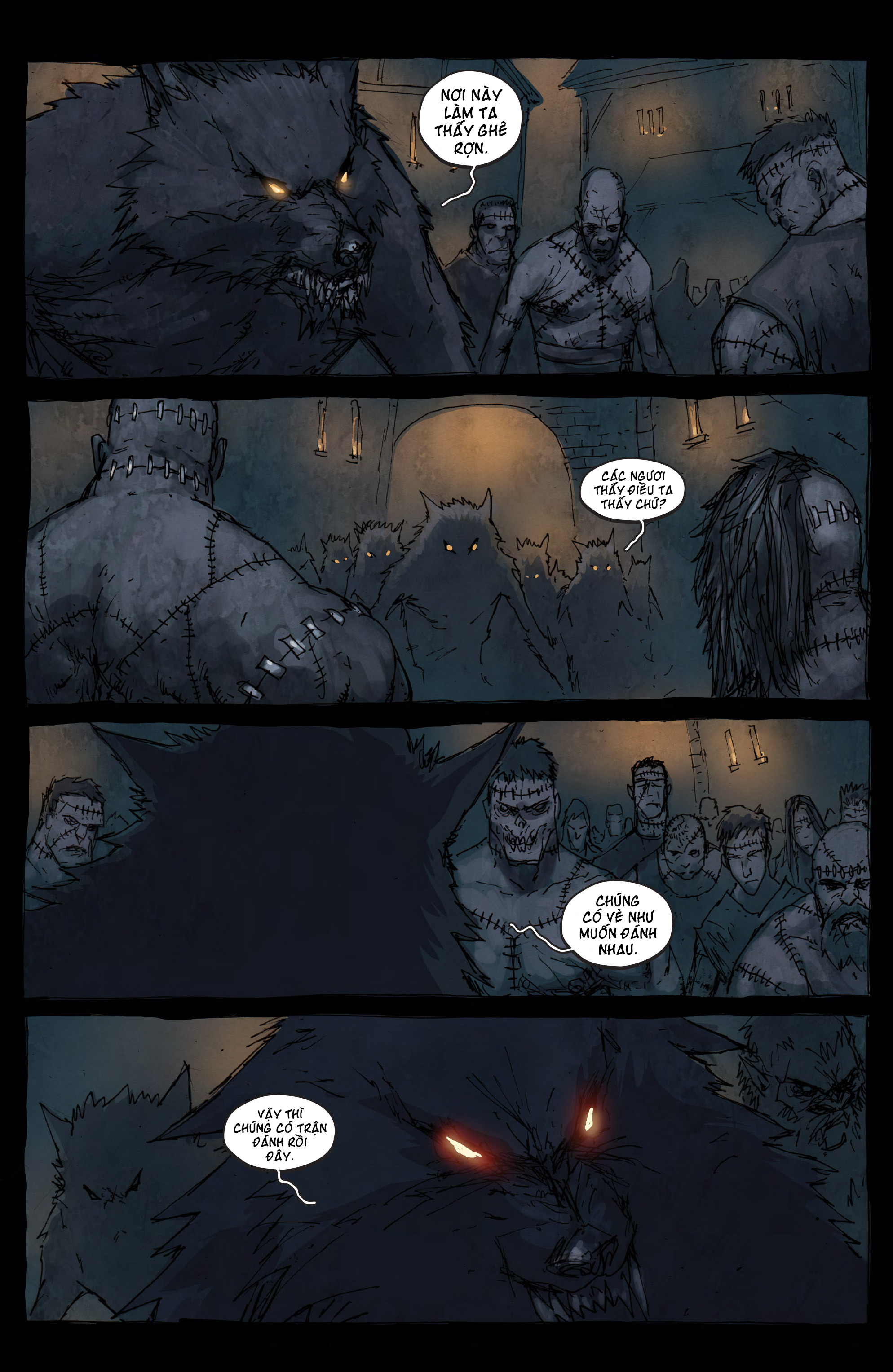 Broken Moon chương 3 trang 11