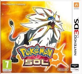 Rom Pokemon Sun 3DS