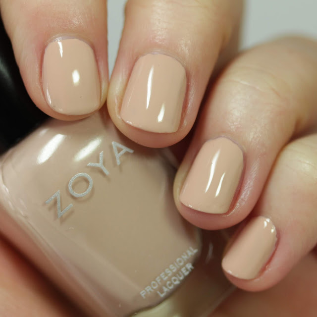 Zoya Laura swatch by Streets Ahead Style