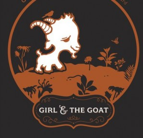 girl and the goat - 296×286