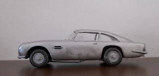 Airfix model kit scale 1:32 Aston Martin DB5