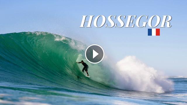 SUPER CONDITIONS DE SURF À HOSSEGOR TIME IS NOW