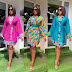Hottest Kimono Ankara Designs in Different Colours - Fashion and Styles for African Queens
