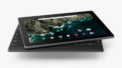 Metacrilatos: Pixel C: Tableta Android con teclado desmontable