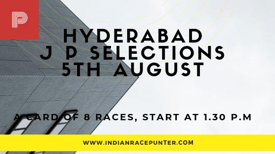 Jackpot Selections by indianracepunter, free indian horse racing tips, trackeagle, racingpulse, racing pulse
