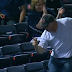 Braves fan celebrates foul ball snag with Ric Flair strut (Video)