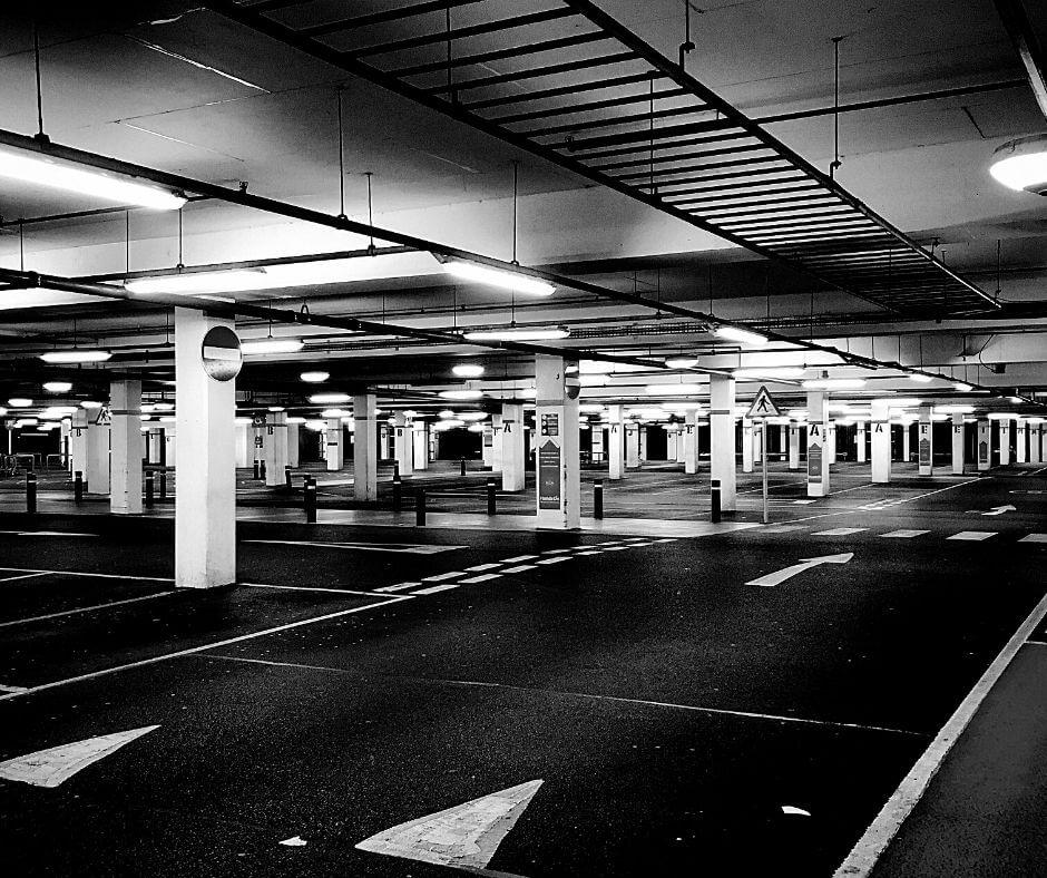 turn-around-parking-garage