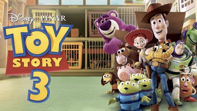 """""""Toy Story 3"""" will be broadcast at 21:00 tonight. The biggest hit in the series that you want to see with a towel, rather than a handkerchief"""