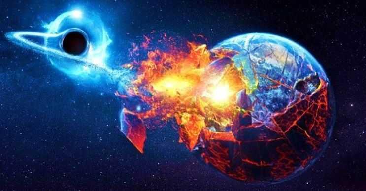 Yörüngesinden sapan kara delik, güneş sistemimiz başta olmak üzere önüne çıkan ne varsa yok ederdi.