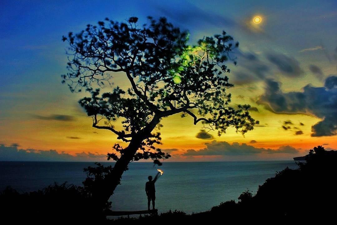 Pantai Kesirat Daerah Istimewa Yogyakarta