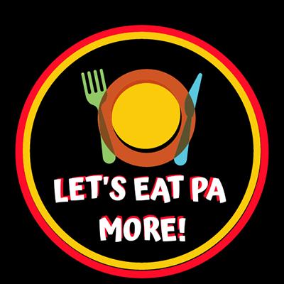 Let's eat pa more logo