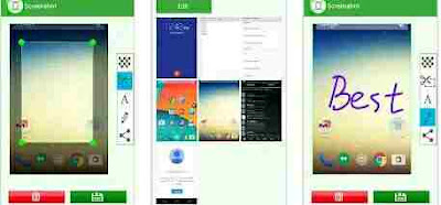 Aplikasi Screenshot Android - Screenshot Pro