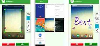 Aplikasi Screenshot Android - Screenshot Pro