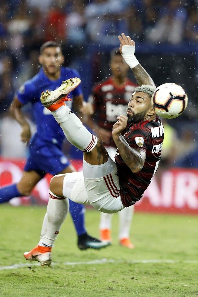 """""""Isso é o Flamengo na Libertadores"""""""