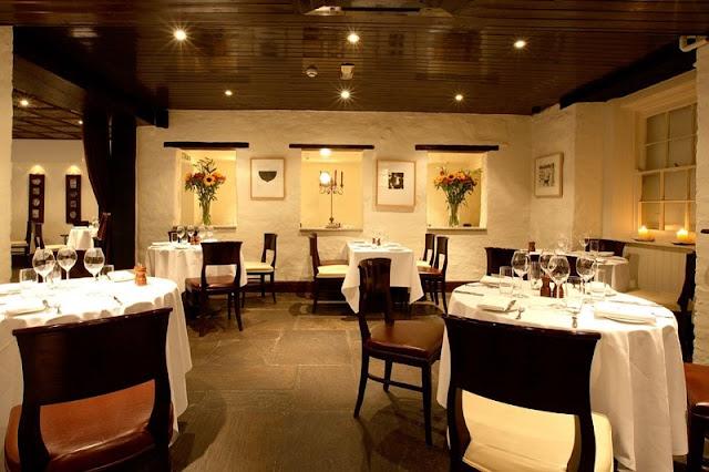 Restaurante Dax, Dublin
