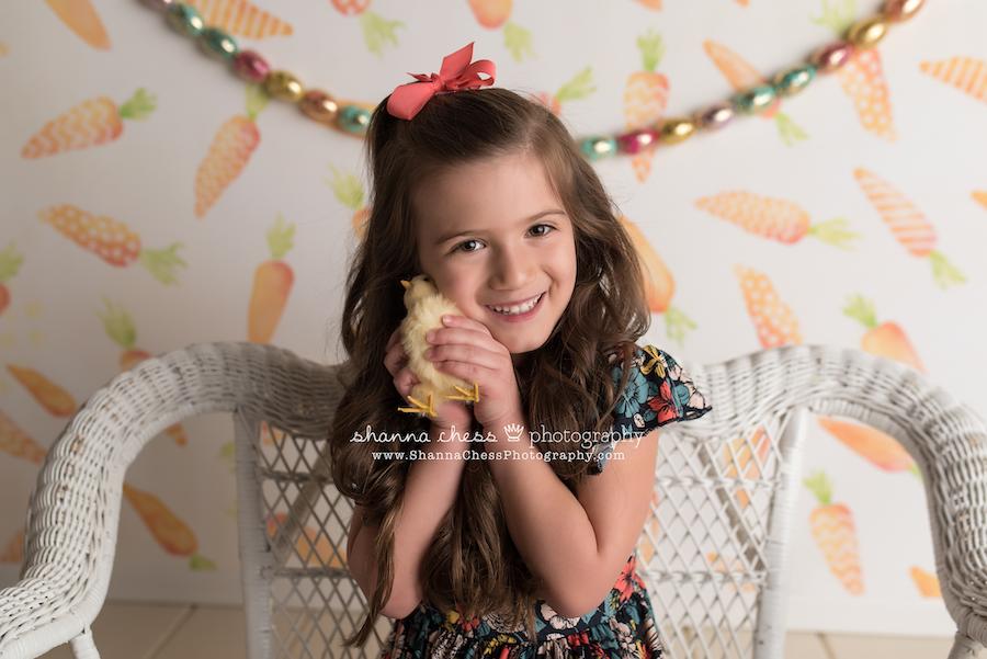 eugene oregon studio child photography