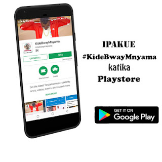 DOWNLOAD APP YA KIDE BOY MNYAMA
