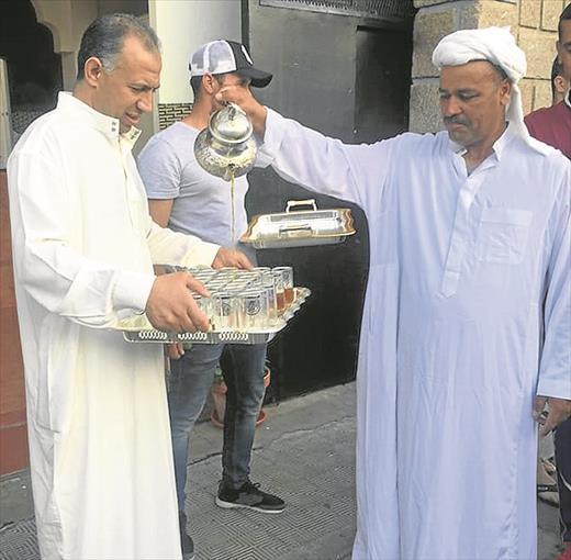escondido muslim Alianza north county march 2018 rebecca nutile-february 12 muslim ban 30 a retired marine colonel will challenge incumbent escondido mayor sam abed.