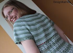 Lady Ascot Cardigan made by DesignKatrina.se