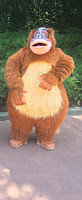 King Louie Disney Parks Character