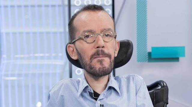 Pablo Echenique asumirá la portavocía de Unidos Podemos en el Congreso