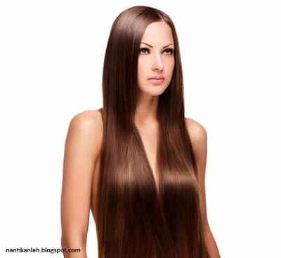 cara alami paling cepat meluruskan rambut