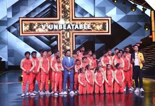 v unbeatable crew