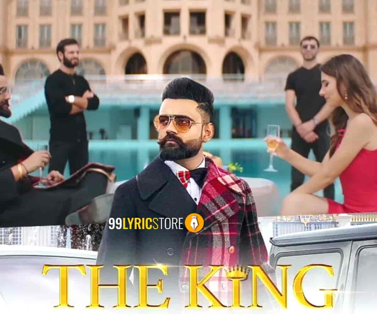 The King Punjabi song sung by Amrit Maan