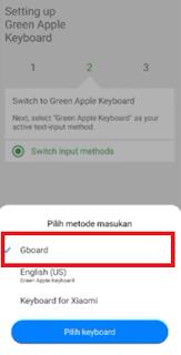 Cara Mengubah Keyboard Android Menjadi Keyboard Iphone Work Semua HP Android