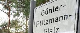 Günter Pfitzmann Platz