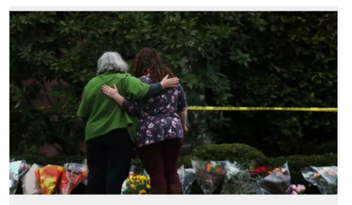 Muslim's raise over 50 thousand dollars for Victims of Pittsburg synagogue shooting