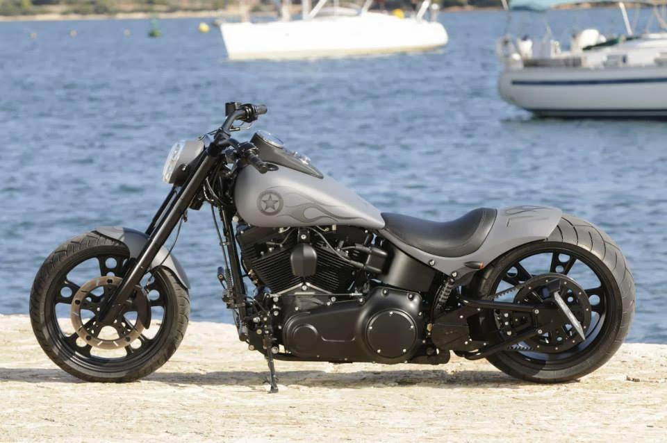 Racing Cafè: Harley