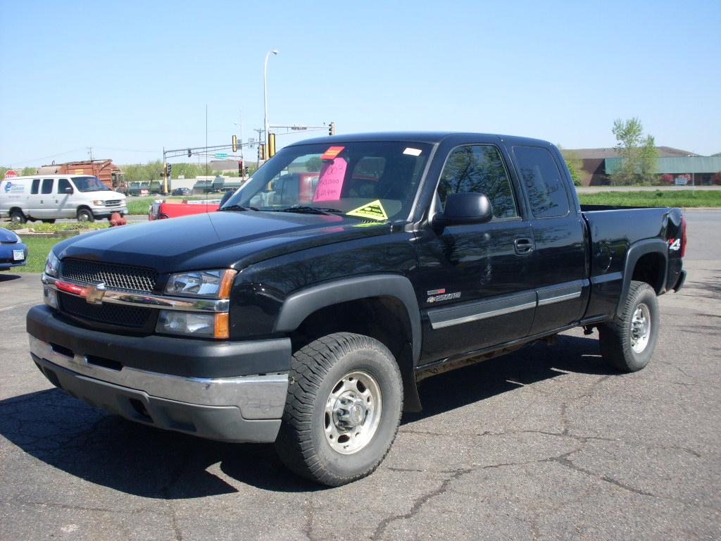 All Chevy black chevy duramax : Ride Auto: 2003 Chevrolet Silverado LS Duramax