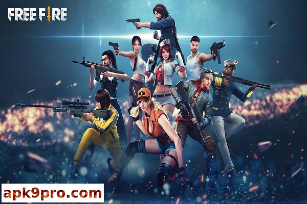 Garena Free Fire v1.44.0 Full Apk + Mod + Data (File size 477 MB) for android