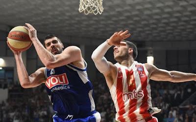 ABA League finals Crvena Zvezda - Buducnost Voli